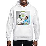 Zombie Dentist Hooded Sweatshirt