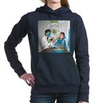 Zombie Dentist Women's Hooded Sweatshirt