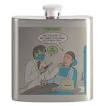Zombie Dentist Flask