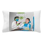 Zombie Dentist Pillow Case