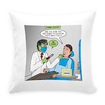 Zombie Dentist Everyday Pillow