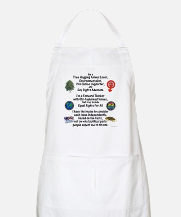 Independent Thinker Apron