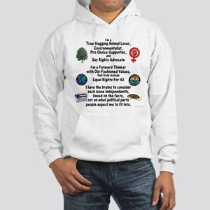 Independent Thinker Hooded Sweatshirt