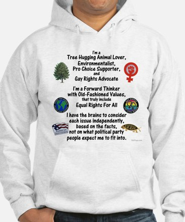 Independent Thinker Jumper Hoody