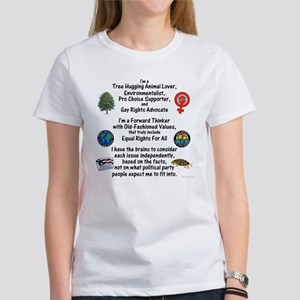 Independent Thinker Women's T-Shirt