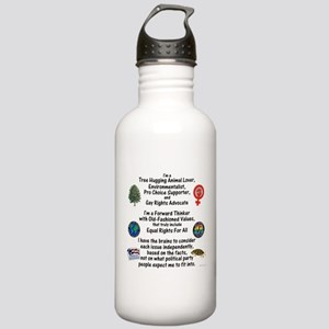 Independent Thinker Stainless Water Bottle 1.0L