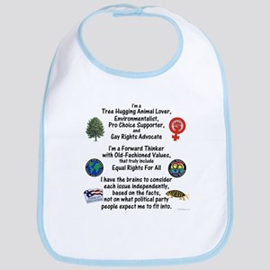 Independent Thinker Bib