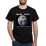 Gino Foti - World Fusion Music Black T-Shirt