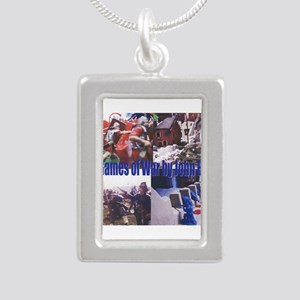 The Games of War magnet Necklaces