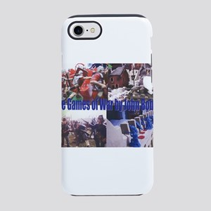 The Games of War magnet iPhone 7 Tough Case