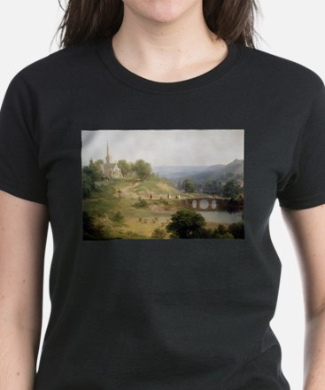 Asher Brown Durand Sunday Morning T-Shirt