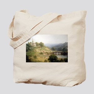 Asher Brown Durand Sunday Morning Tote Bag