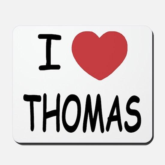 I heart Thomas Mousepad
