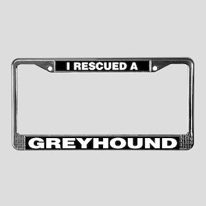 I Rescued a Greyhound