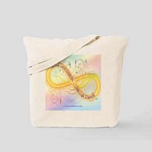ACIM-Holy Spirit Guides You Tote Bag
