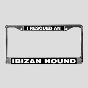 I Rescued an Ibizan Hound