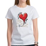 They'll herd anything! Women's T-shirt