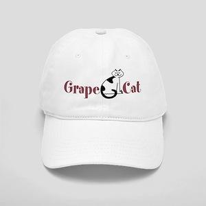Grape Cat Cap