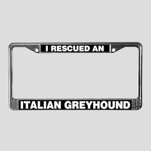 I Rescued an Italian Greyhound
