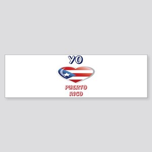 PUERTORICO Sticker (Bumper)