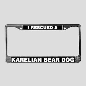 I Rescued a Karelian Bear Dog