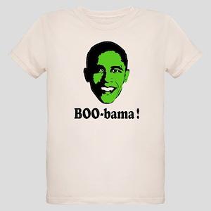 Halloween Boo Obama Organic Kids T-Shirt