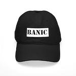 Original BANIC Logo Black Cap