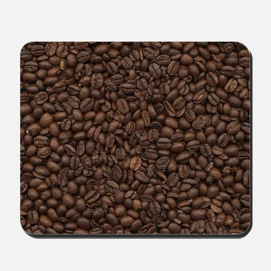 Coffee Bean Mousepad