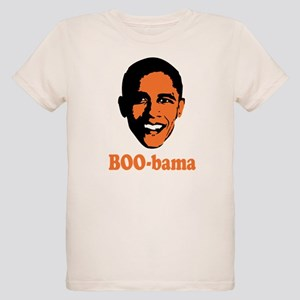 Halloween Boo Bama Organic Kids T-Shirt