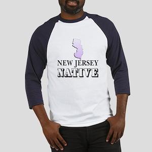 New Jersey native Baseball Jersey