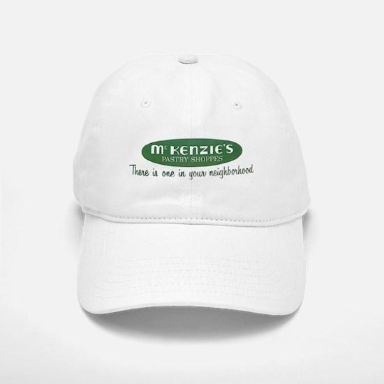 McKenzie's Pastry Shoppe Baseball Baseball Cap