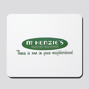McKenzie's Pastry Shoppe Mousepad