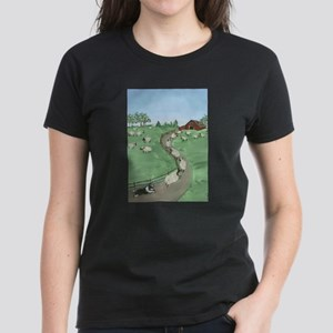 Street of Dreams Women's Dark T-Shirt