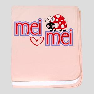 Mei Mei Infant Blanket