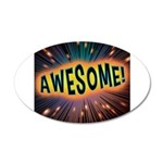 Awesome Explosion Wall Decal