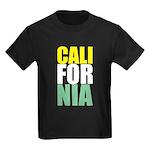 CALIforNIA Kids Dark T-Shirt
