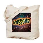 Awesome Explosion Tote Bag