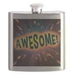 Awesome Explosion Flask