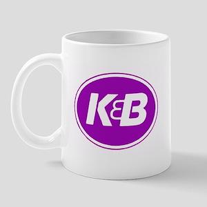 K&B Retro Mug