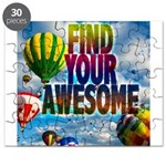 Find Your Awesome Puzzle