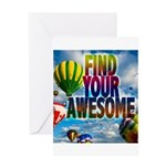 Find Your Awesome Greeting Cards