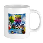 Find Your Awesome Mugs
