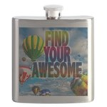 Find Your Awesome Flask
