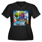 Find Your Awesome Plus Size T-Shirt