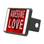 Awesome Love Hitch Cover