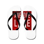 Awesome Love Flip Flops