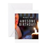 Awesome Birthday Greeting Cards