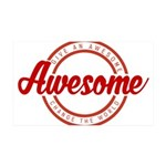 Give an Awesome Wall Decal