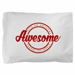 Give an Awesome Pillow Sham