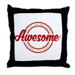 Give an Awesome Throw Pillow